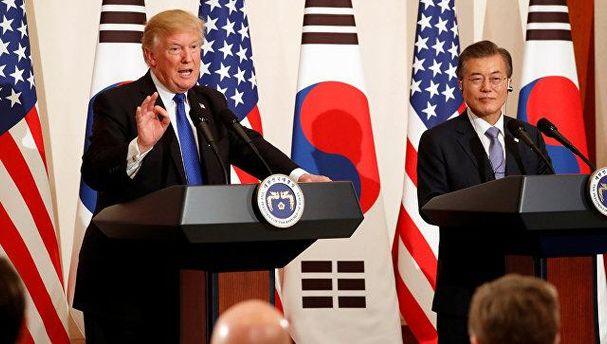 Дональд Трамп сравнил Северную Корею садом