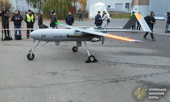 ВУкраинском государстве испытали новый боевой беспилотник «Горлица»
