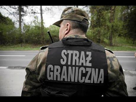 Милиция задержала 17 украинцев вПольше
