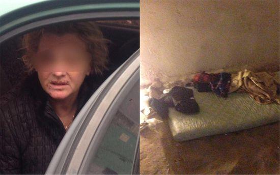На Киевщине полиция освободила из плена пожилую женщину