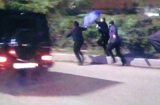 Поліція Києва розслідує напад на журналістів програми