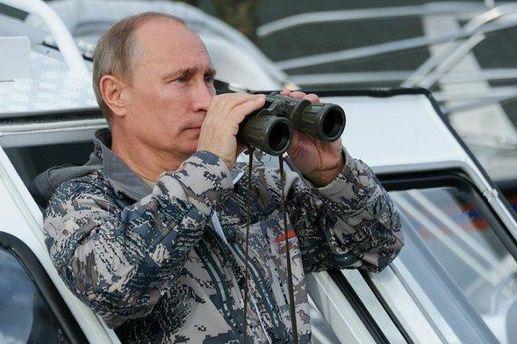 Путин планировал захватить 8 областей Украины