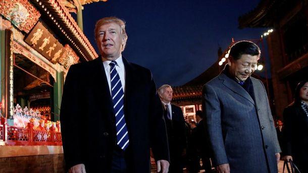 Трамп передає світове лідерство Китаю?
