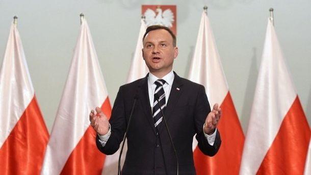 Президент Польщі про Україну