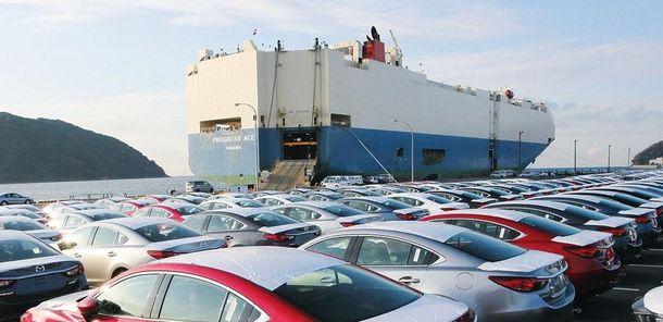 Продажи подержанных авто вгосударстве Украина увеличились в4,5 раза