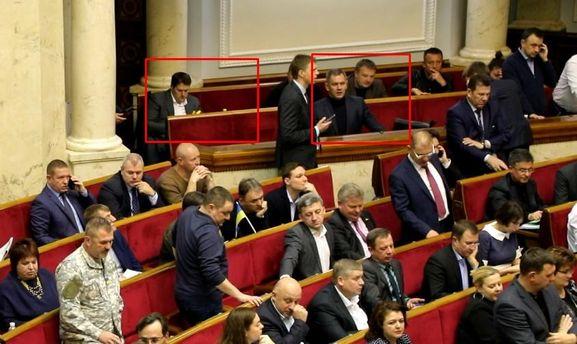 П'ятеро депутатів кнопкодавили при скасуванні конкурсів напосади голів місцевих держадміністрацій,— Чесно