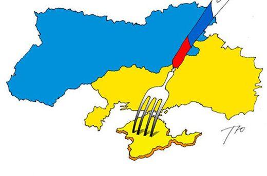 Народные избранники хотят аннулировать акты СССР попередаче Крыма Украине