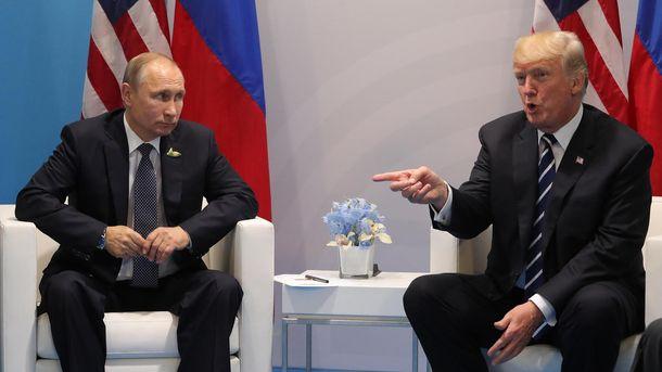 Трамп избавляется от Путина, поэтому Кремль поднимает ставки