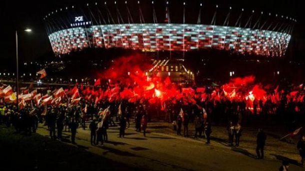 Головні новини 11 листопада: марш націоналістів у Польщі, Трамп і Путін поговорили про Україну