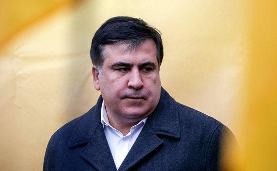 Сина Саакашвілі затримали в«Борисполі»,— заява політика