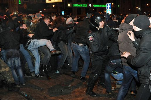 Як захищали і здавали Донбас. Лідер ультрас
