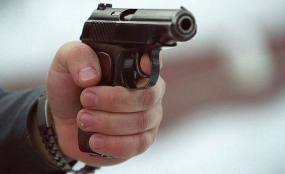 Стрельба в Киеве на Саксаганского