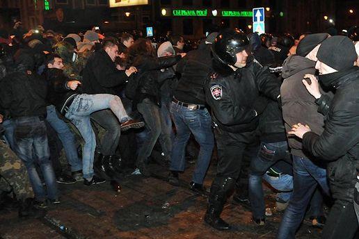 Донецк. Весна-2014. Бойня на митинге