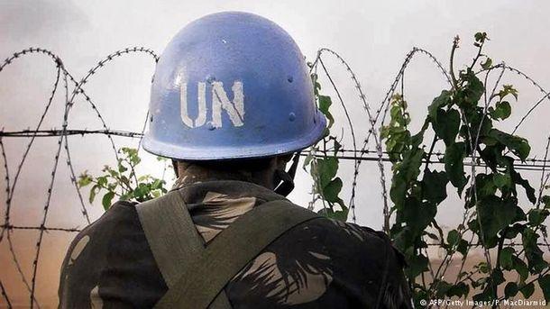Росія планує видати своїх військових за миротворців ООН на Донбасі, заявив Турчинов
