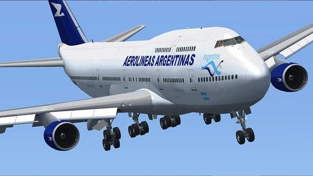 Дрон протаранил самолет в Аргентине