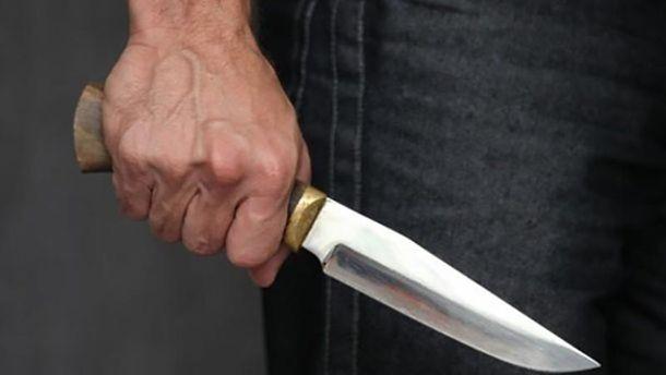 Напад на чоловіка в Києві