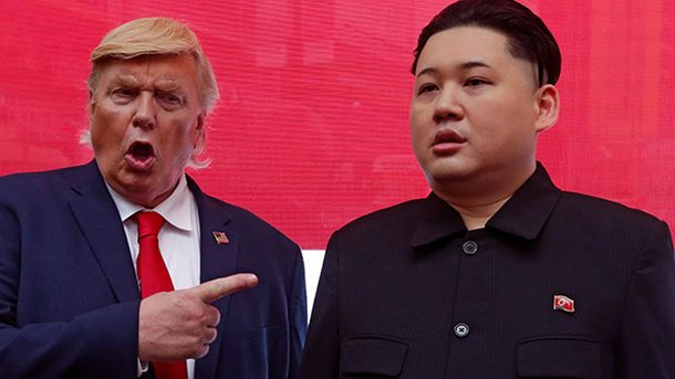 Трамп обізвав Кім Чен Ина