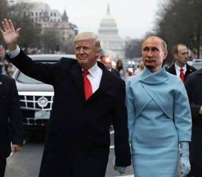 Найсмішніші меми тижня: Трамп торкнувся Путіна, Шкіряка