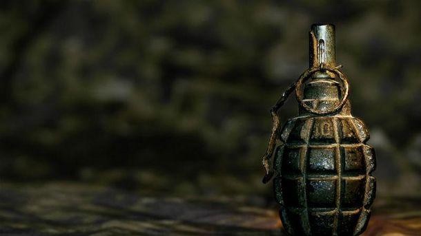 В Черкассах взорвалась граната