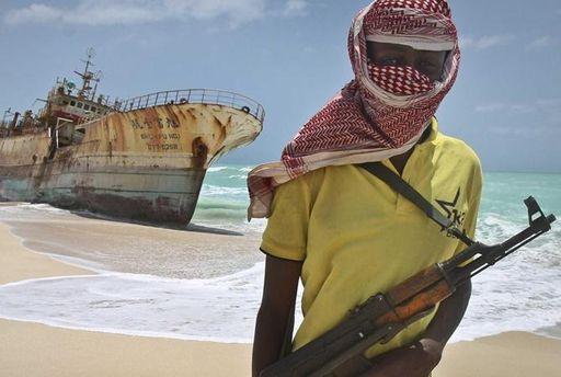 Пираты освободили всех заложников-моряков с германского грузового судна