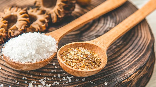Чим замінити сіль