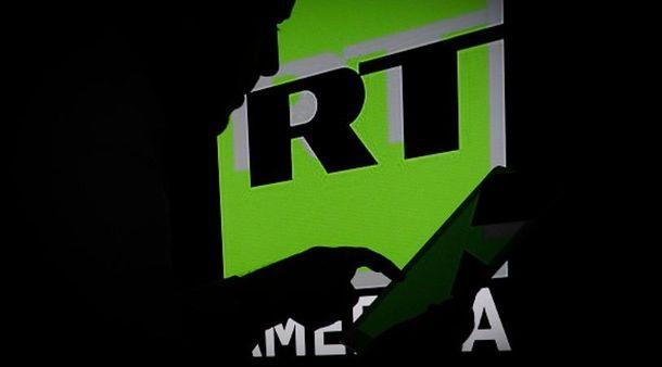 Телевизионная компания  RTзарегистрировалась вСША вкачестве иностранного агента
