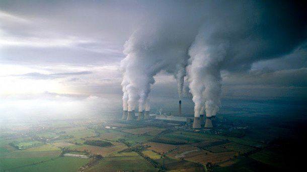 Екологи б'ють на сполох: рівень викидів вуглекислого газу почав різко рости