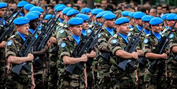 Росія відхилила пропозиції порозміщенню миротворців наДонбасі [ Редактировать ]