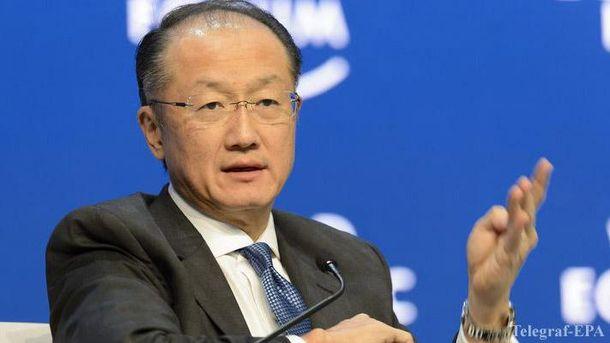Світовий банк буде йдалі підтримувати Україну