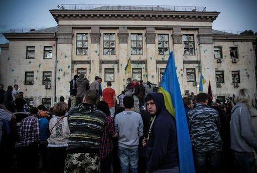 Киев не переходит