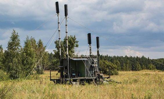 Российская станция помех Р-330Ж