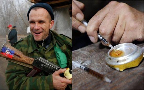 На окупованому Донбасі бойовики гинуть від передозування наркотиками, – розвідка