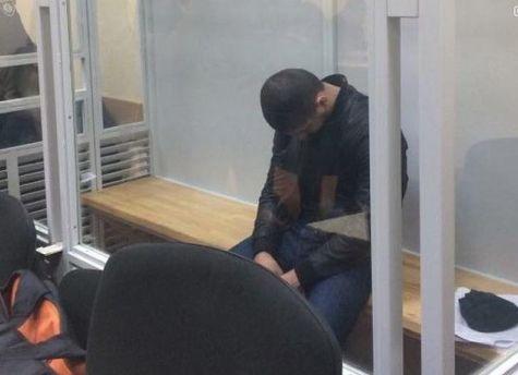 Закарпатцев, задержанных вКиеве совзрывчаткой, арестовали на60 дней