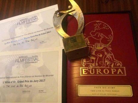 Стрічка «Межа» отримала гран-прі на міжнародному кінофестивалі уФранції