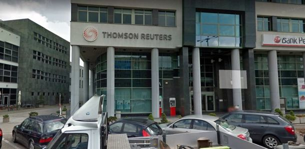 ВПольше произошла стрельба вофисе Reuters