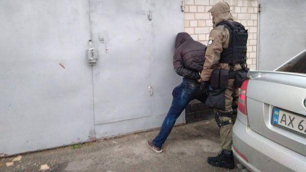 Дерзкое ограбление в Киеве: полиция задержала злоумышленников, которые похитили 3 миллиона грн