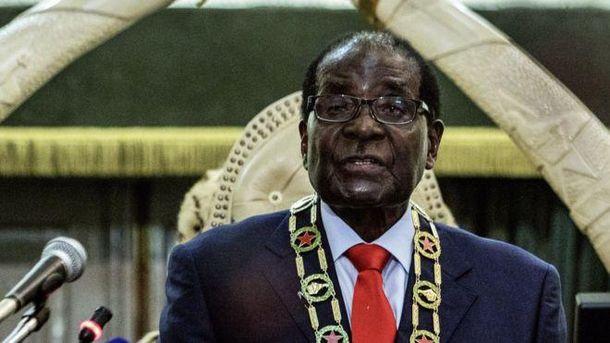 Президента Зімбабве Роберта Мугабе взяли під домашній арешт— ЗМІ [ Редактировать ]