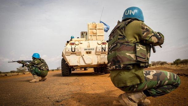 Проросійська країна готова відправити свої миротворчі війська на Донбас