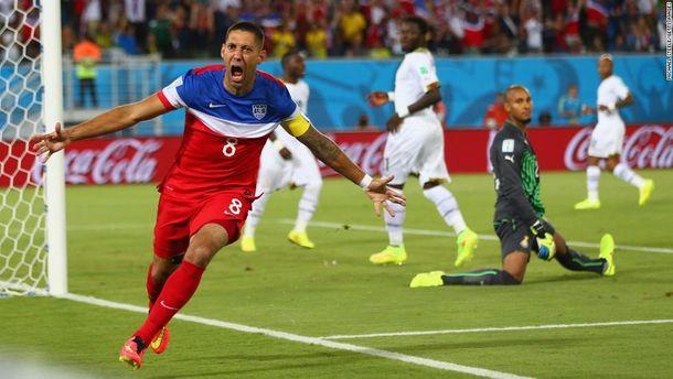 Збірна США не потрапила на Чемпіонат світу з футболу у Росії