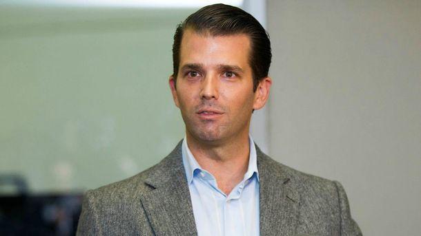 Син Дональда Трампа контактував із WikiLeaks щодо передвиборчої кампанії свого батька, – ЗМІ