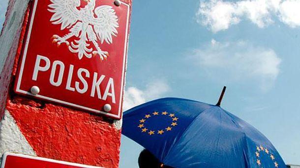 Европарламент высказался залишение Польши права голоса всоветеЕС