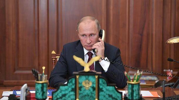 Песков поведал о воздействии В. Путина наглав ДНР иЛНР