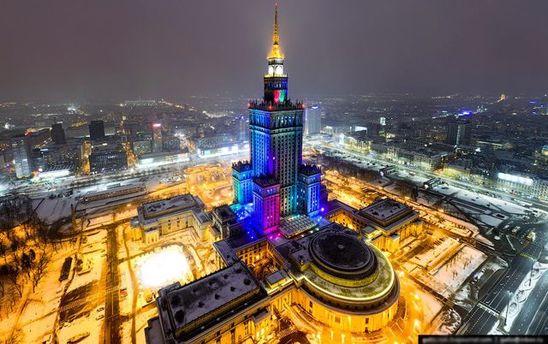 Палац культури і науки у Варшаві можуть знести