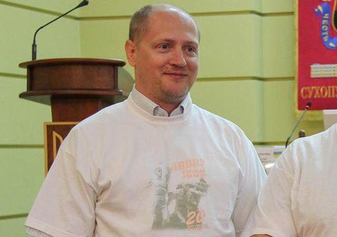 Затриманого в Мінську українського журналіста Шаройка відвідав консул