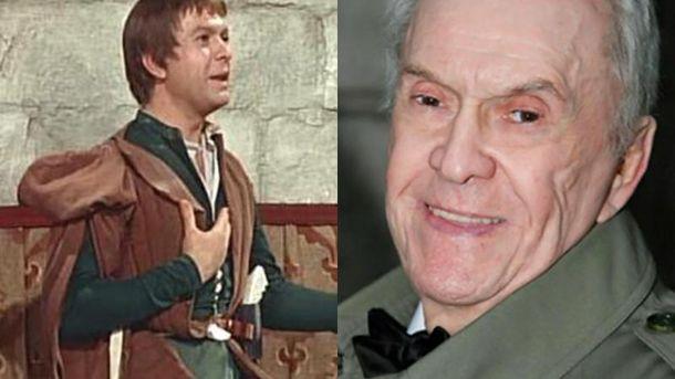 Помер актор із Трьох мушкетерів