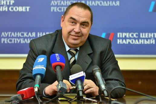Очередная прекрасная новость из Луганска: Плотницкий выслал своего сына из Луганска
