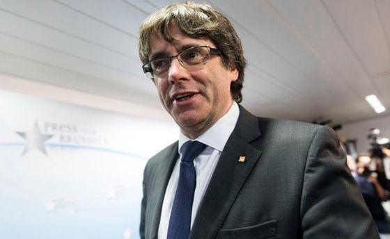 Пучдемон: каталонский кризис можно решить без отсоединения отИспании