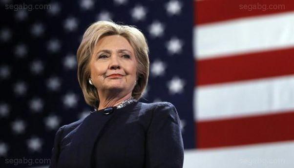 Хиллари Клинтон считает В. Путина угрозой для США