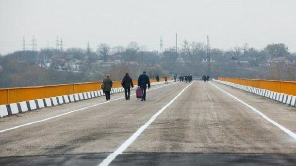 Премьер Молдовы и руководитель Приднестровья впервый раз встретились нановом мосту через Днестр