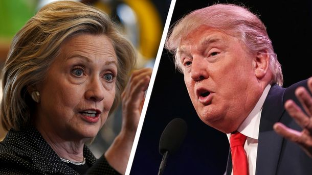 Трамп назвал Клинтон наибольшим лузером вистории